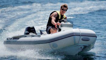 Powerboat instructor training